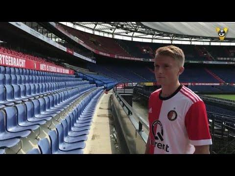 DONE DEAL: Sam Larsson naar Feyenoord - VOETBAL INSIDE