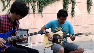 Gonna Fly Now - Rocky OST - Bill Conti Cover (Ruversionando Chapter 4 - Feat. Arnau Ruiz)