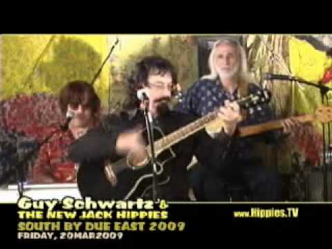 Guy Schwartz & The New Jack Hippies - Acoustic at SBDE2009 (SouthByDueEast 2009)