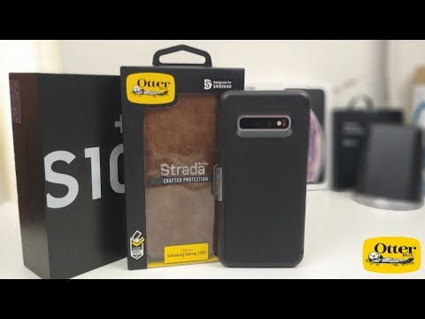 Samsung Galaxy S10 Plus Otterbox Strada Case Review!!! BOSS Status Case