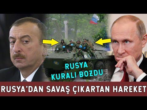 Rusya Anlaşmayı Bozdu! Türkiye'ye SavaşHakkı Doğdu!