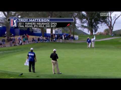 PGA Tour - Farmers Insurance Classic - Shots of the week