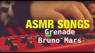 ASMR Grenade - Bruno Mars ASMR Version