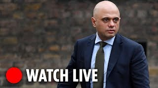 Brexit LIVE: Sajid Javid sets out immigration policy post-Brexit