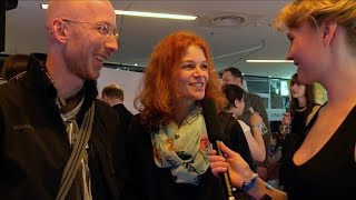 Cosmic Cine TALKS mit Jasmin Wagner und Roman Pachernegg vom Film UNENDLICH JETZT