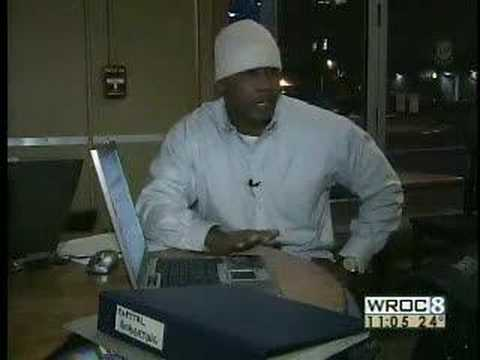 WROC-TV Rochester: RESCUECOM Issues Wi-Fi Hot Spot Alert
