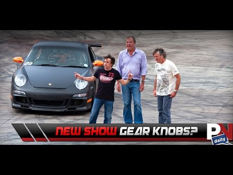 Clarkson & Company's New Show To Be Called Gear Knobs?