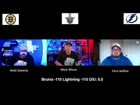 Tampa Bay Lightning vs Boston Bruins 8/25/20 NHL Pick and Prediction Stanley Cup Playoffs