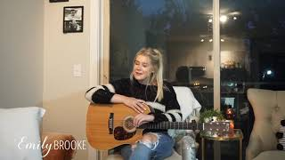 Cardigan by Taylor Swift (Cover by Emily Brooke)