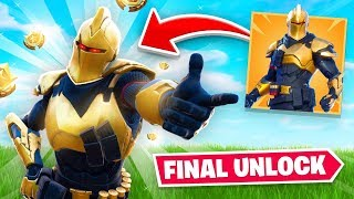 The GOLDEN KNIGHT *UNLOCKED* (Final S10 Skin)