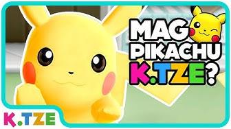 Wird es uns mögen? 😳🐱 Pokemon: Let's Go, Pikachu! | Folge 1