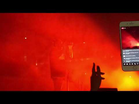 Post Malone 'Up There' LIVE @ BeerBongs&Bentleys Tour in Cleveland, Ohio June 2