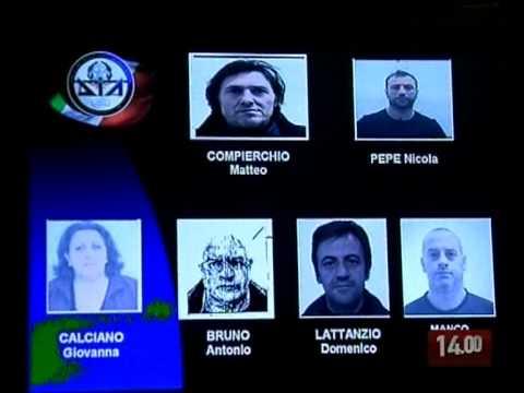 TG 21.04.10 Droga Acquistata Online, 10 Arresti Della Dia Di Bari