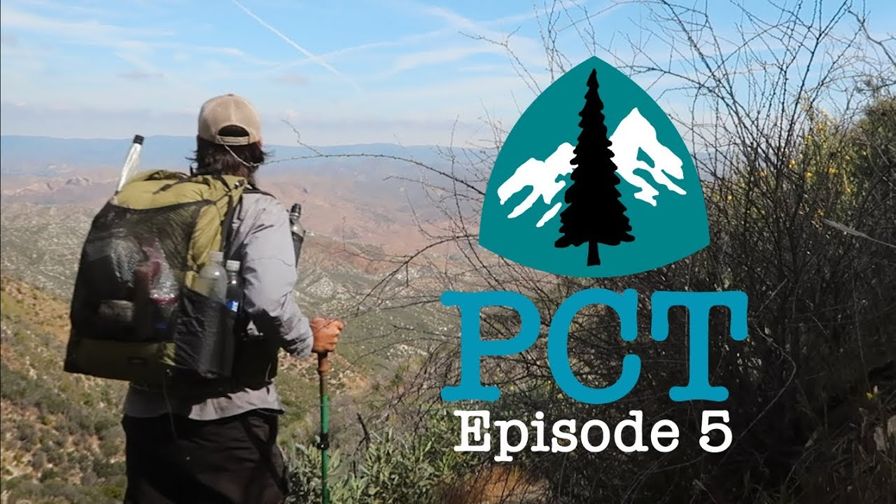 PCT 2018 Thru-Hike: Episode 5 - Famous Places