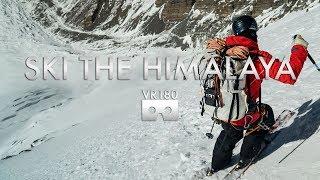 Higher Truths | Ski the Himalaya [Virtual Reality]