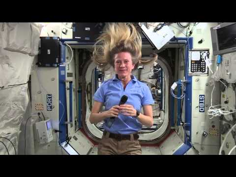 Space Station Crew Members Discuss Life in Space with KSTP-TV and the Big Ten Network