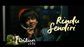 Video Video Klip Lirik Original Soundtrack Film Dilan 1990 - Rindu Sendiri by Iqbaal Dhiafakhri ex CJR download MP3, 3GP, MP4, WEBM, AVI, FLV Agustus 2018