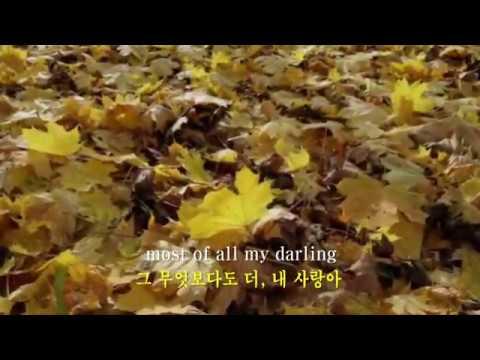 Autumn Leaves -Nat King Cole 고엽 (영어와 한글자막 English & Korean captions)