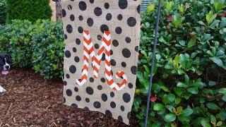 small garden flags