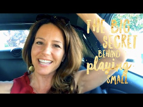 The BIG secret behind playing small (Foundations of Emotional Mastery)