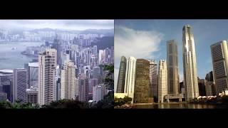 Comparing Hong Kong and Singapore