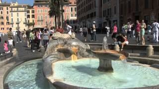 Кара Жорго в Риме