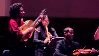 La pellegrina: O che nuovo miracolo (USC-Thornton Baroque Sinfonia)