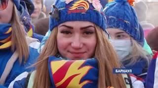 видео: Несмотря на мороз бойцы «Снежного десанта» отправились помогать сельчанам