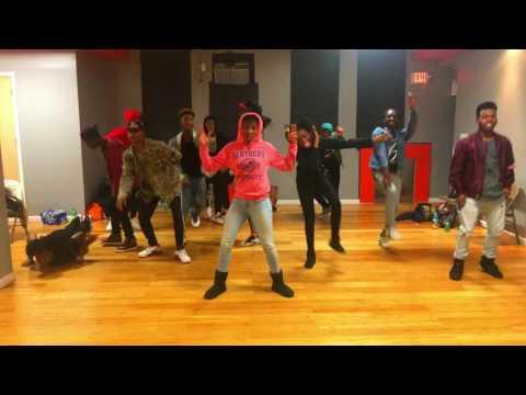 Team Lilman x CTE | Jersey Club Cypher #YFDMovement
