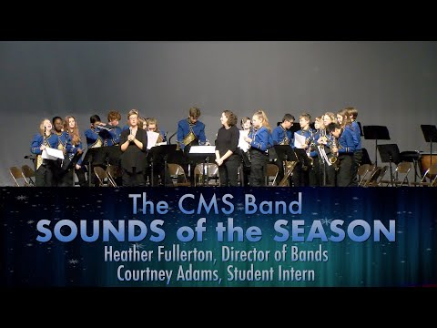 Centreville Middle School Bands Sounds of Season 2019