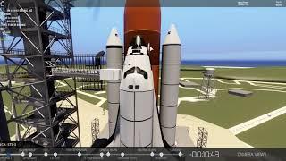 NASA Launch! | ROBLOX NASA