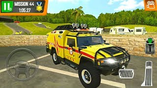 Coast Guard Beach Rescue Team #8 All Vehicles - Android Gameplay Fhd