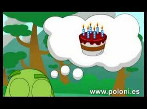 """Dibujos animados - Poloñecos Capítulo 2 """"El pastel"""" - YouTube  Dibujos animado..."""