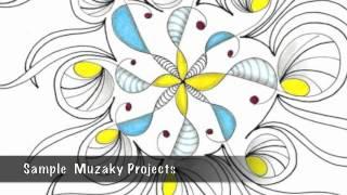 Muzaky Zendoodle Pattern
