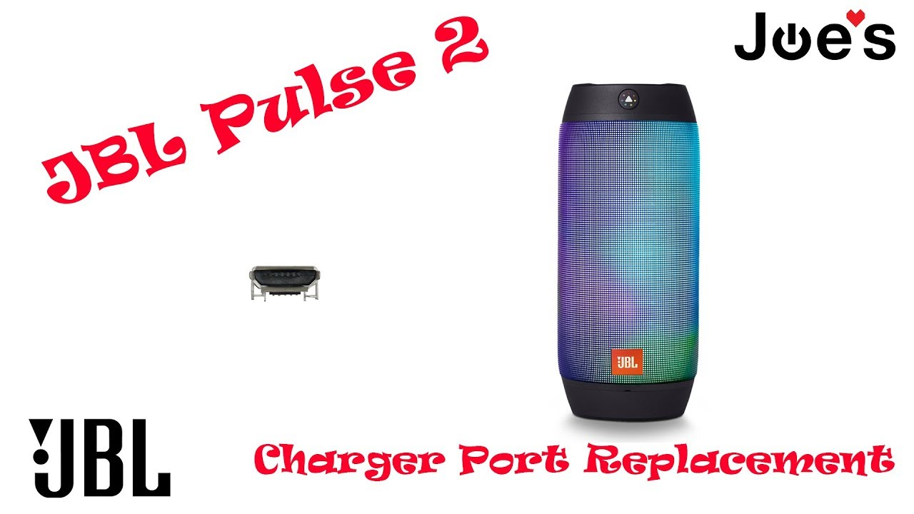 JBL Pulse 2 Charger Port Replacement Not Charging Micro USB