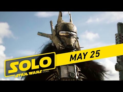 "Solo: A Star Wars Story | ""Enfys Nest"" Clip"