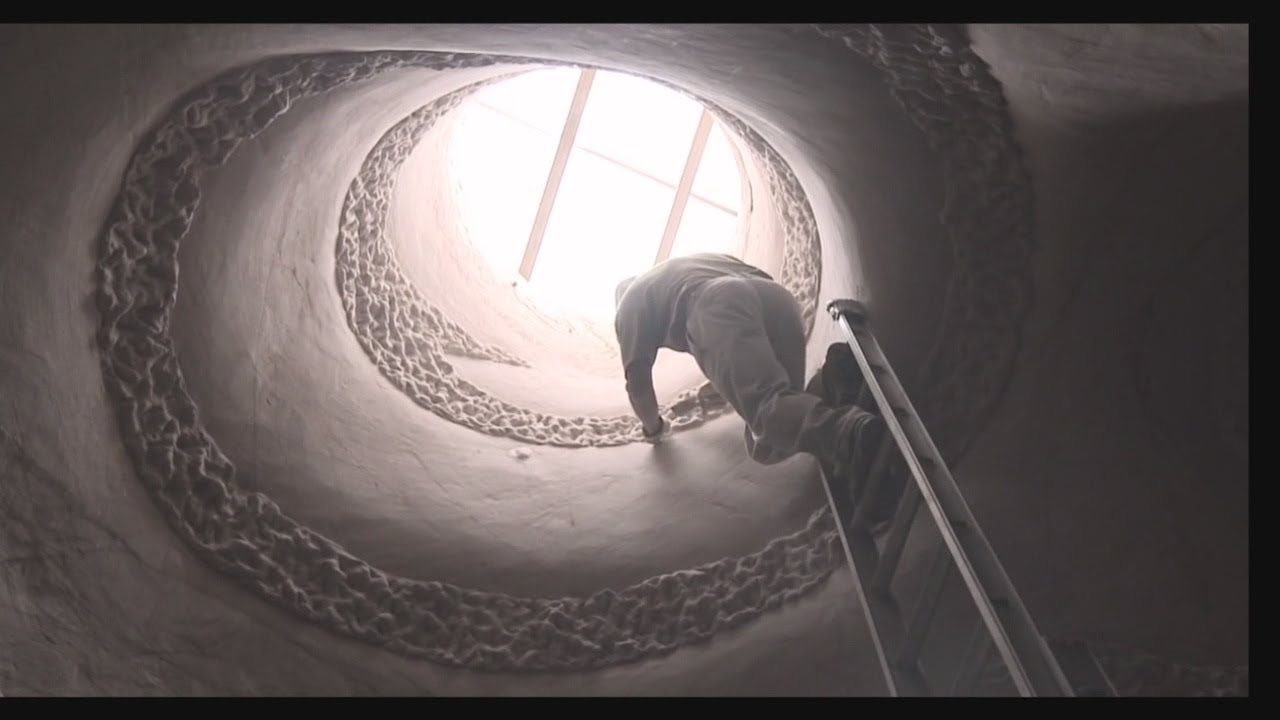 Man Cave New Mexico : Documentary on new mexico artist up for academy award youtube