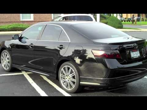 Toyota Camry 2008 Trd Turbo Youtube
