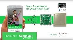 Wiser Room App - Das Offizielle Video   Schneider Electric