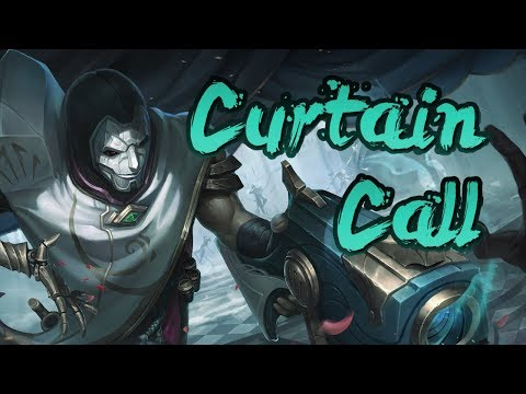 [LoL Sounds] Curtain Call (Jhin song)