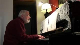 INDONESIA National Anthem - INDONESIA RAYA - piano - Harry Völker
