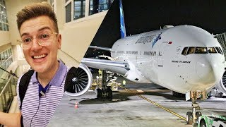 I Flew Garuda Indonesia's 5-Star Business Class From Bali
