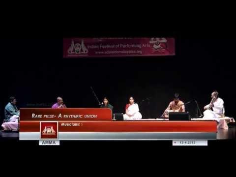 Asokan Edakochi(A Rhythmic Union And  A Classical Concert) Adelaide,Australia.