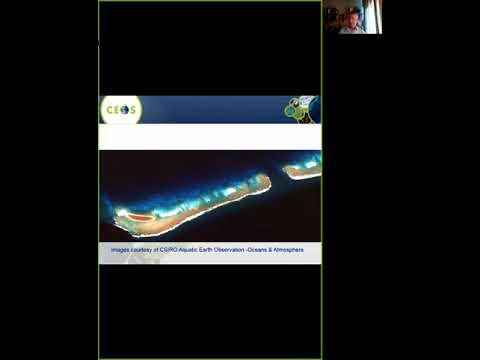 Webinar: CEOS Feasibility Study for Aquatic Ecosystem EO Mission