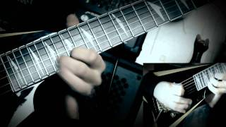 Children of Bodom - Silent Night Bodom Night (Instrumental cover)