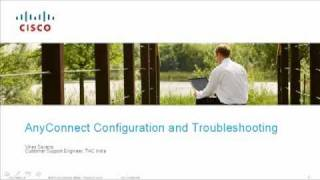 AnyConnect Configuration and Troubleshooting [Webcast]