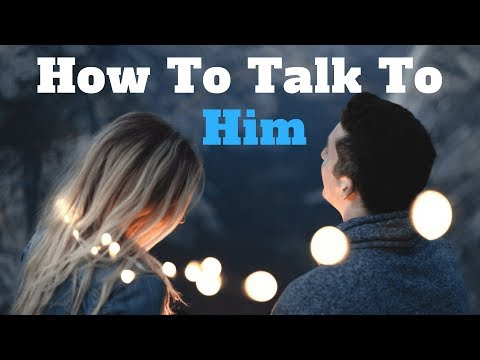 Conversation tips for guys