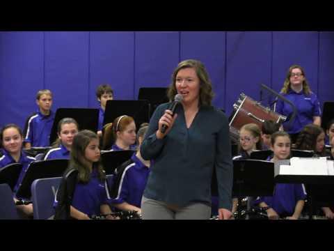 Pelham Memorial School Winter Concert 2016