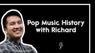 Pop Music History with Richard   Ep. 1 Save Tonight - Eagle-Eye Cherry
