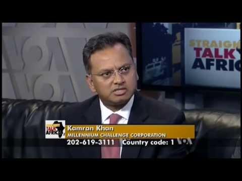 MCC Vice-President Kamran Khan: VOA Straight Talk Africa